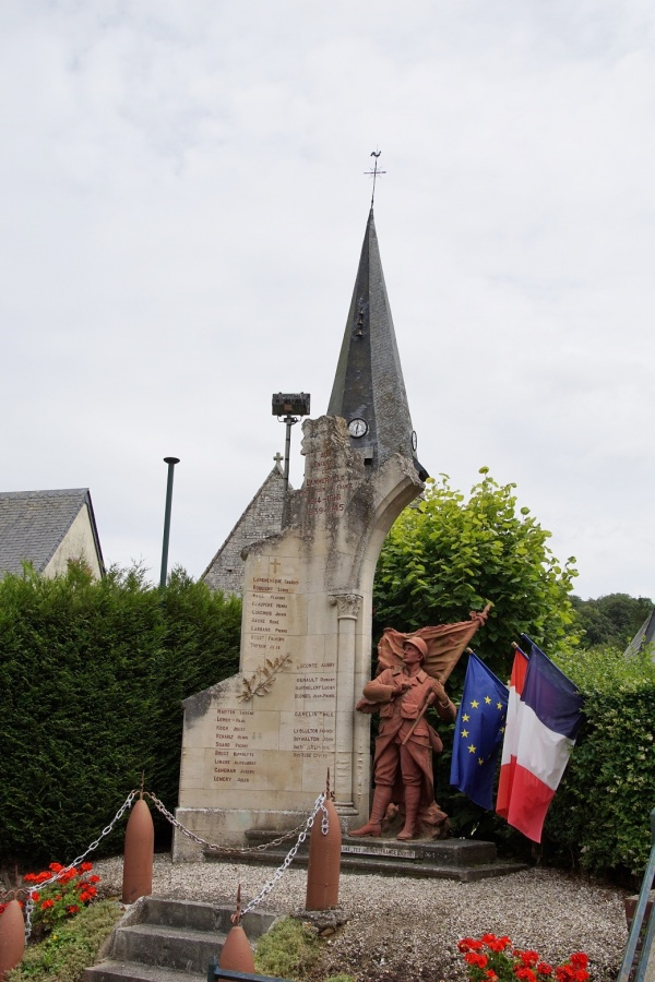 Photo Lammerville - le monument aux morts