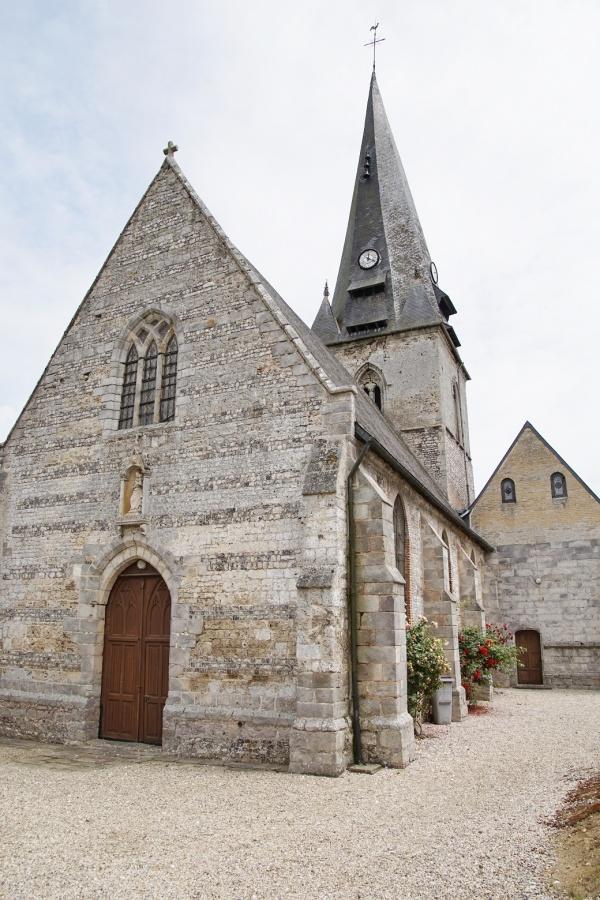Photo Lammerville - église Notre Dame