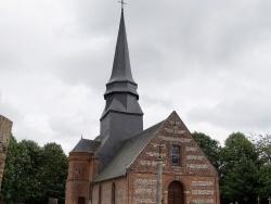 Photo paysage et monuments, Lintot-les-Bois - église Saint Nicolas