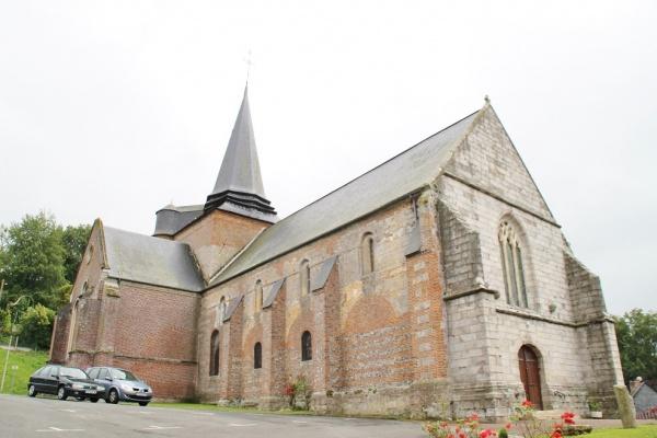 Photo Longueville-sur-Scie - église Saint Pierre