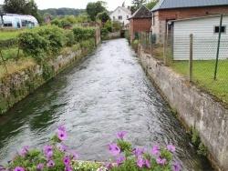 Photo paysage et monuments, Longueville-sur-Scie - la scie