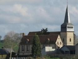 Photo paysage et monuments, Neuville-Ferrières - EGLISE DE NEUVILLE FERRIERES