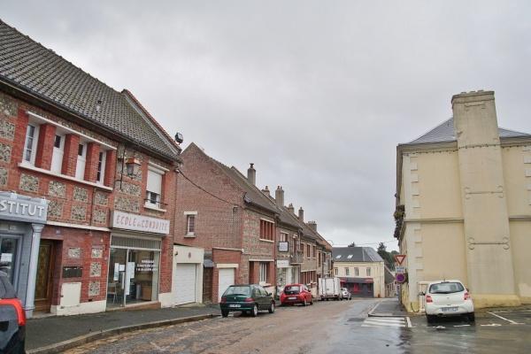 Photo Octeville-sur-Mer - le village