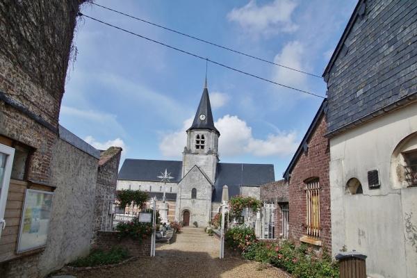 Photo Sainneville - église Saint maclou