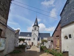 Photo paysage et monuments, Sainneville - église Saint maclou