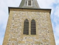 Photo paysage et monuments, Saint-Martin-en-Campagne - clocher st Martin
