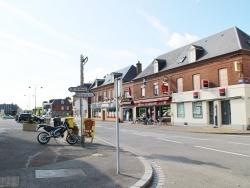 Photo paysage et monuments, Saint-Nicolas-d'Aliermont - Le Village