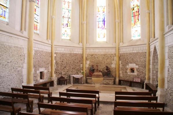 Photo Saint-Nicolas-d'Aliermont - église St Nicolas