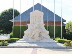 Photo paysage et monuments, Saint-Nicolas-d'Aliermont - Monuments Aux Morts