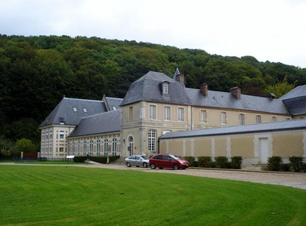 Photo Valmont - Abbaye de Valmont