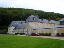 Photo paysage et monuments, Valmont - Abbaye de Valmont