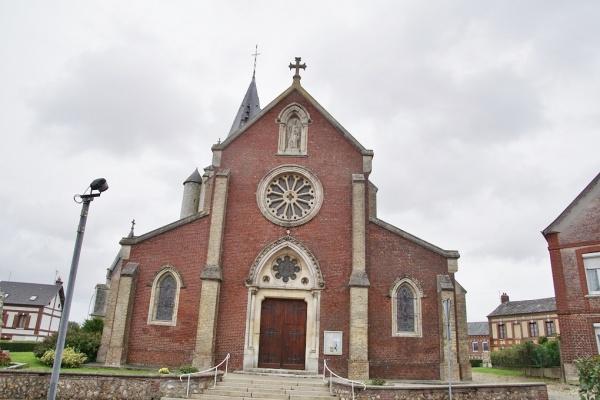 Photo Yébleron - église St Leger