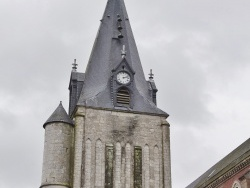 Photo paysage et monuments, Yébleron - le clocher église St Leger