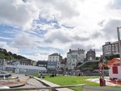 Photo paysage et monuments, Yport - Le Village