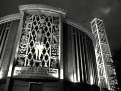 Photo paysage et monuments, Yvetot - Eglise d'Yvetot de Nuit