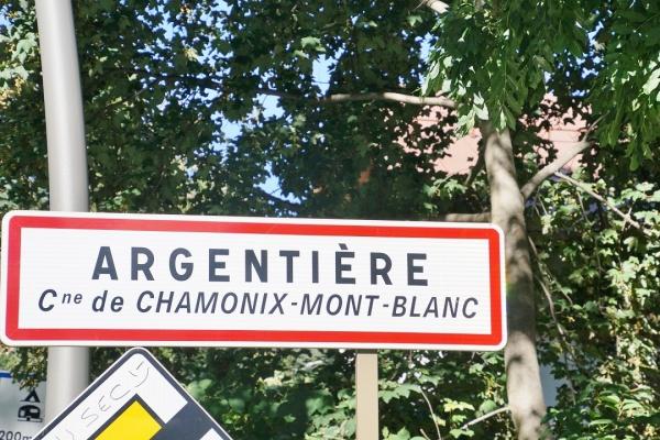 Photo Argentières - Argentiere cne de chamonix mont blanc (74400)