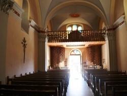 Photo paysage et monuments, Argentières - église Saint Pierre