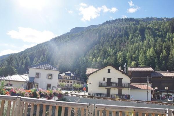 Photo Argentières - le Village