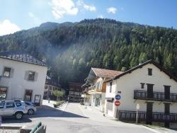 Photo paysage et monuments, Argentières - le Village