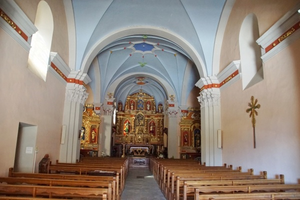 Photo Argentières - église Saint Pierre