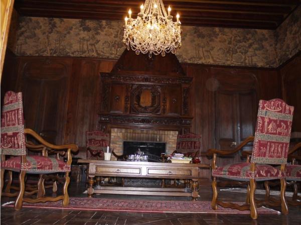 Photo Boissise-le-Roi - La maison de Sarah Bernhardt à Boissise le roi