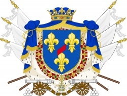 Armoiries des princes de sang
