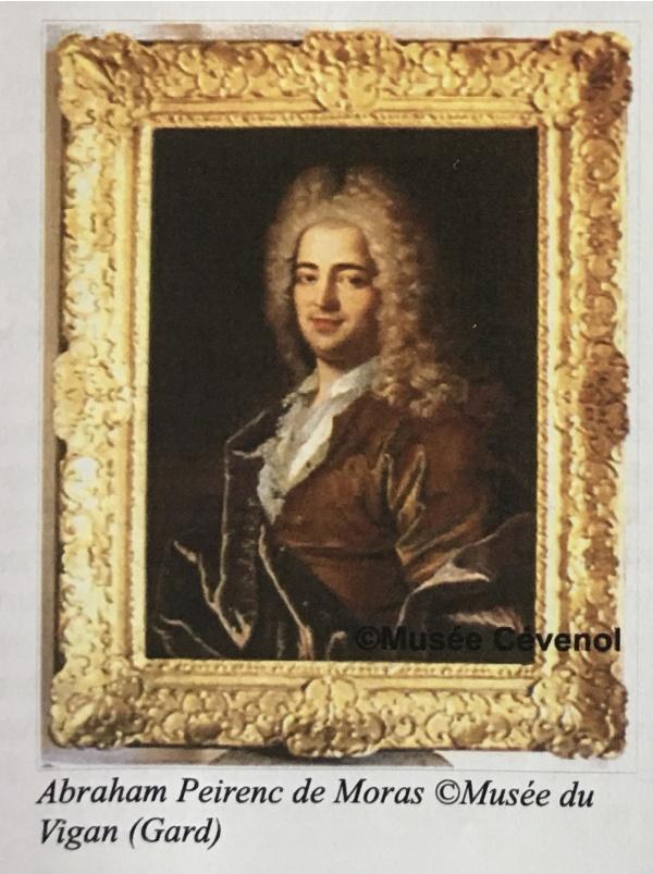 Abraham Peyrenc de Moras