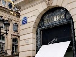 1ère bijouterie de la Place Vendôme création Frédéric Boucheron