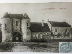 Le château du Ménillet sous Alexandre et Flore Singer 1880/1900