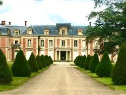 Château Singer à Neufmoutiers en Brie