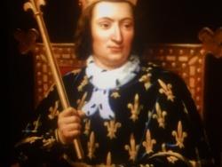 Photo dessins et illustrations, Les Chapelles-Bourbon - Charles V (le sage) Roi de France