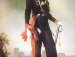 Photo dessins et illustrations, Les Chapelles-Bourbon - Antoine d'Orléans Duc de Montpensier Prince de sang ⚜️⚜️⚜️