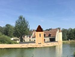 Photo paysage et monuments, Les Chapelles-Bourbon - Vue de cette tour disparue