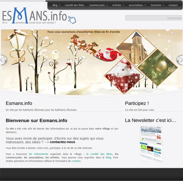 www.esmans.info