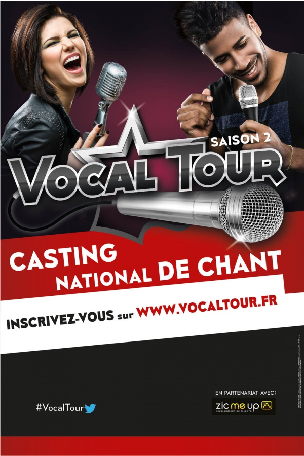 Le Vocal Tour s'invite à Meaux