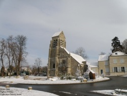 Photo paysage et monuments, Othis - Eglise d'Othis