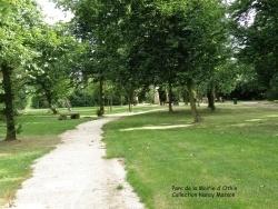 Photo paysage et monuments, Othis - Parc de la Mairie d'Othis