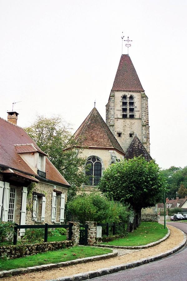 La Celle les Bordes - Eglise Saint Germain de Paris