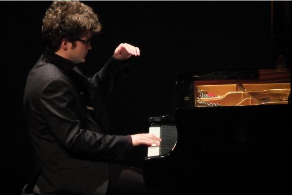 Balazs Demeny, Grand Prix 2017 Concours Piano IDF