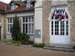 Photo paysage et monuments, Millemont - Mairie - Bibliothèque