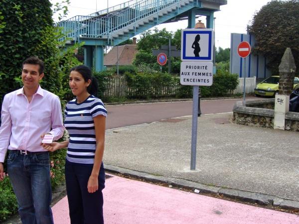 Place rose villennes sur seine pierre fran ois degand cr dit photo katia lefeuvre une - Piscine pierre harvey asnieres sur seine ...