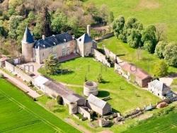Photo paysage et monuments, Luzay - Château de Thiors