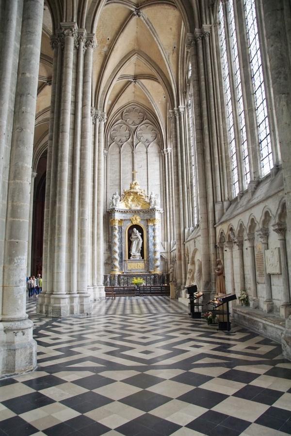Photo Amiens - Cathédrale Notre dame Amiens