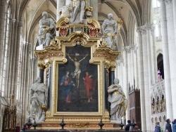 Photo paysage et monuments, Amiens - Cathédrale Notre dame Amiens