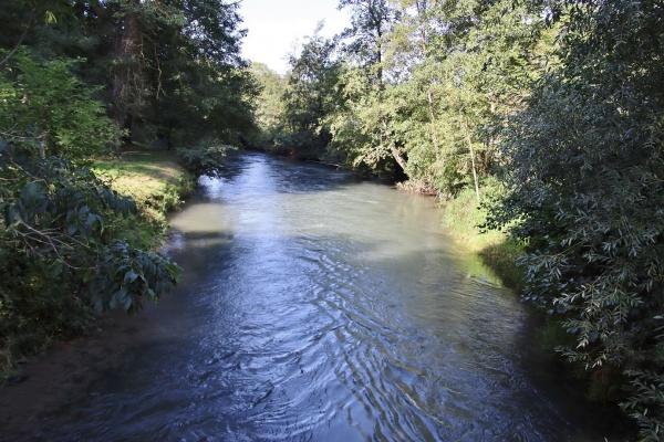 la rivière à la somme