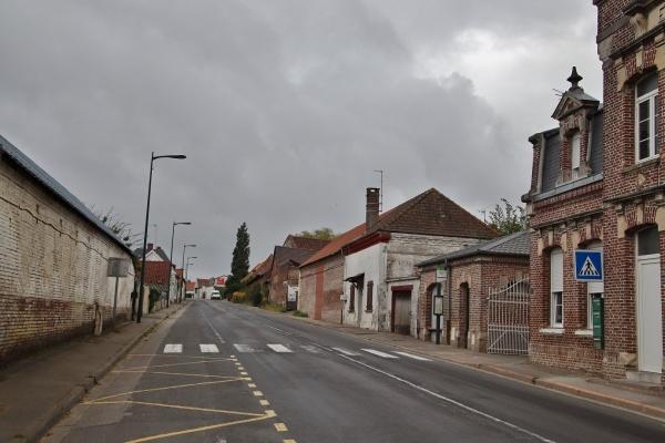 Photo Arry - le village