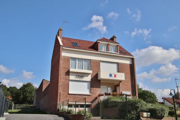 Photo Buigny-Saint-Maclou - la mairie