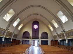 Photo paysage et monuments, Fort-Mahon-Plage - église Notre Dame