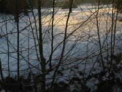 Photo paysage et monuments, Roye - Parc Demouy sous la neige