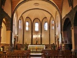 Photo paysage et monuments, Aiguefonde - église Sainte-Claire